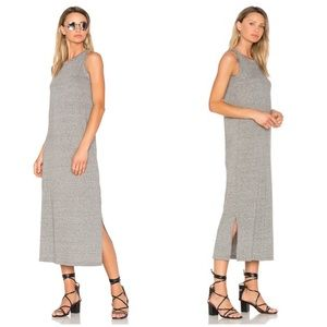 Current/Elliott The Perfect Muscle Tee Midi Dress